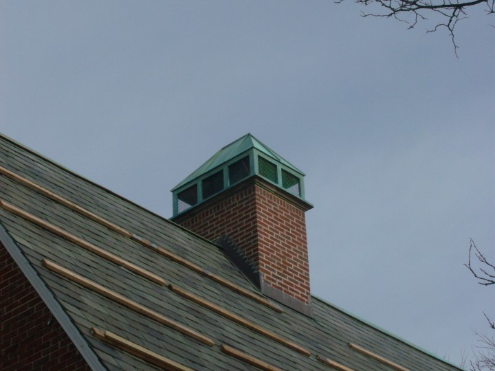 Copper Chimney Caps Copper Shrouds Copper Flue Cover