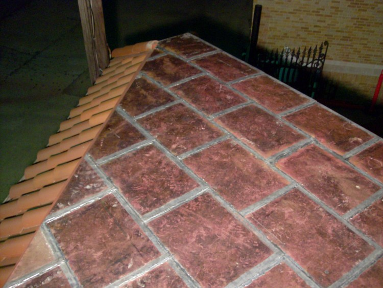 Copper Flat Lock Or Soldered Copper Flat Seam Roof Panel